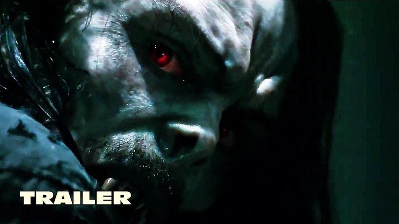 МОРБИУС Morbius, 2020 ¦ фантастика, боевик ¦ Русский тизер-трейлер
