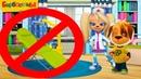 Барбоскины Врач👩⚕️ Дантист Лечим Зубки😬😁 Игра для Детей Роза лечит Дружка, Малыша и Папу