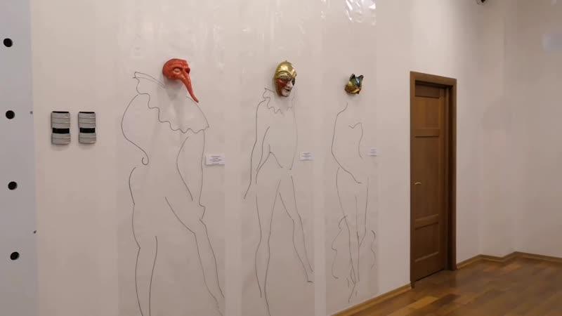 Галерея Новое пространство Выставка Живу. Играю