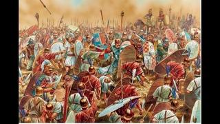 Битва при Заме: Титаны Древности (Total War: Rome II)