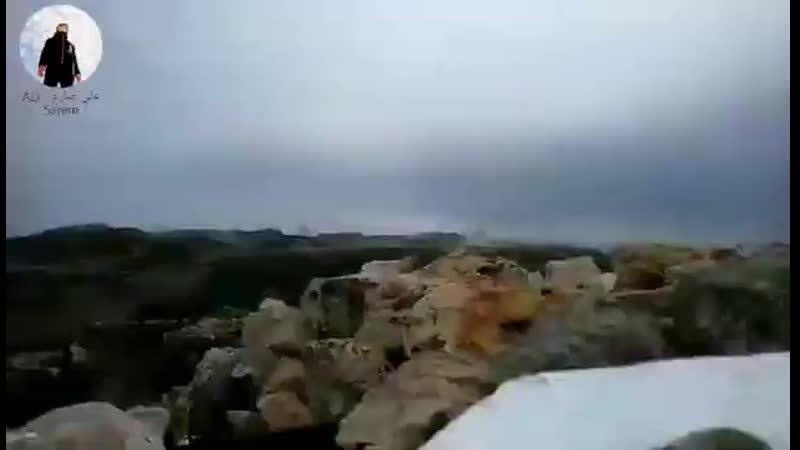 SYRIAN ARAB ARMY IN KABANI MOUNTAINS IN LATAKIA COUNTRYSIDE DAYS AGO 🇸🇾✌.mp4