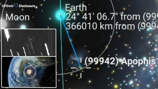 They reveal the date when the asteroid Apophis will impact the Earth: Friday, April 13, 2029