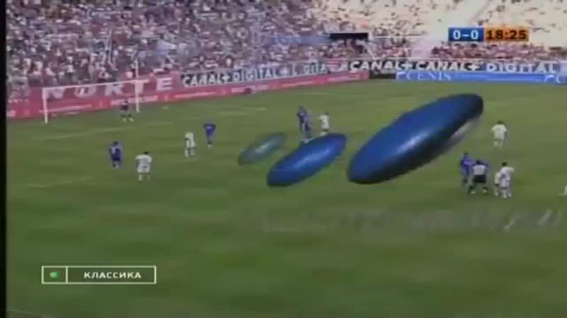 Серхио Рамостың Реал Мадрид қақпасына салған тамаша голы