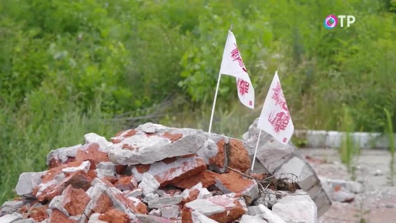 В Воронеже снесли памятник героям Великой Отечественной войны
