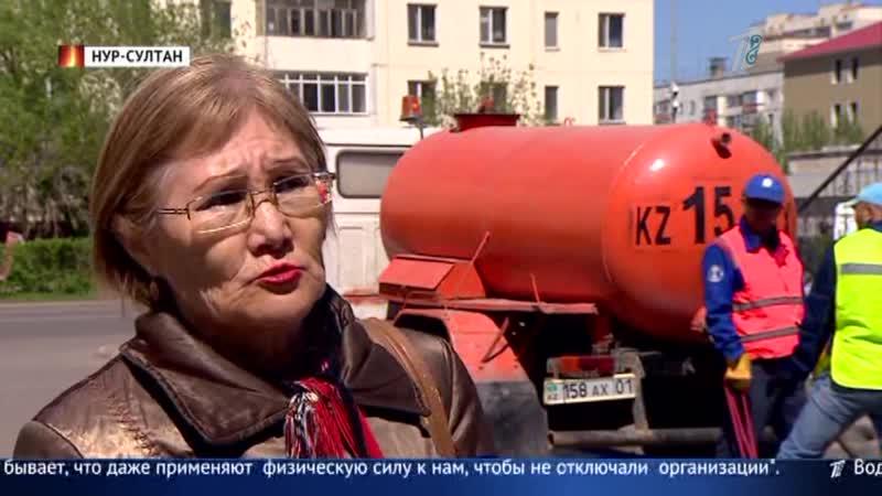 Полмиллиарда задолжали предприниматели столицы Астана су арнасы