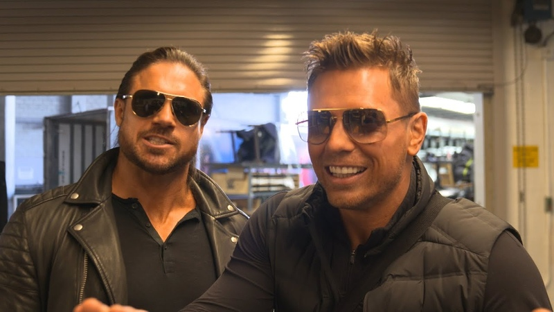"""The Miz John Morrison fired up for the return of """"The Dirt Sheet"""": WWE Exclusive, Feb. 7, 2020"""