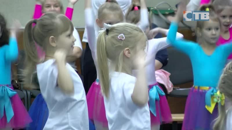 29 10 2019 Фестиваль физкультуры и спорта среди дошколят Сосновоборский медвежонок