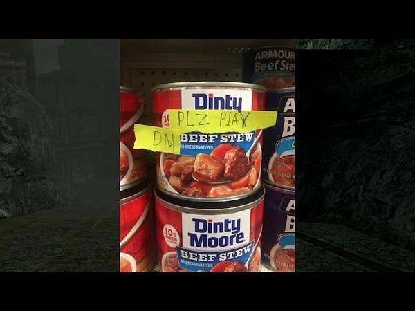Dinty bls blay dm beef stew