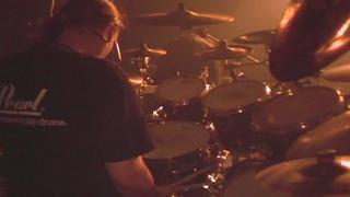 Flo Mounier Drum Cam [HD] Cryptopsy - Phobophile