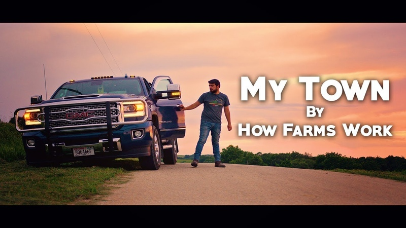 My Town Montgomery Gentry How Farms Work
