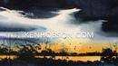 Michigan Sky by Ken Hobson