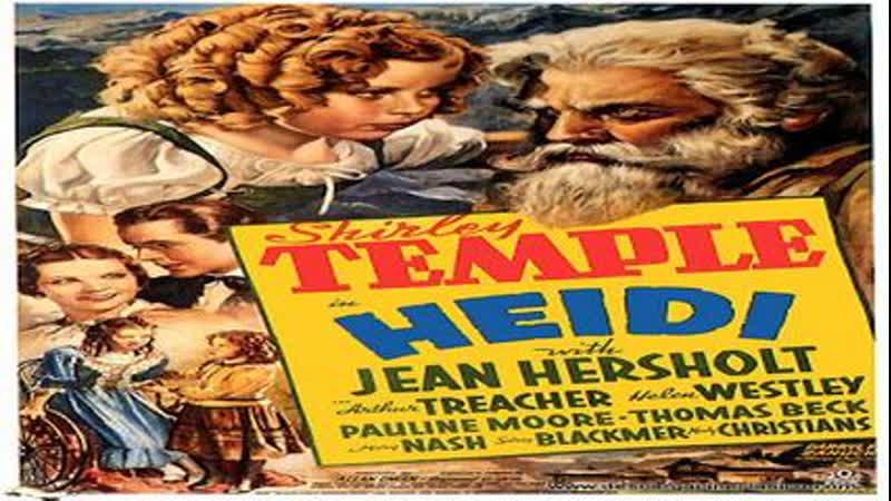 Cine Clásico.- Heidi.- (1937).Español