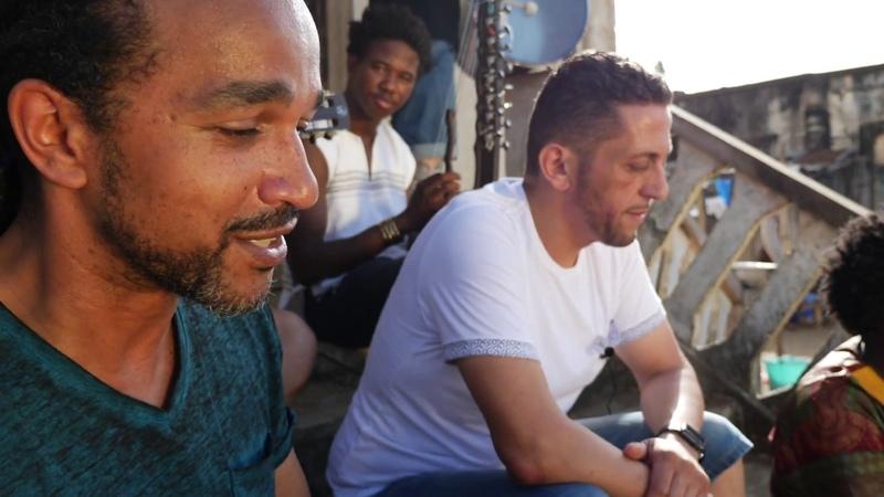 DUB INC - Enfants des ghettos feat Alif Naaba et Massa Dembele (Acoustic session)