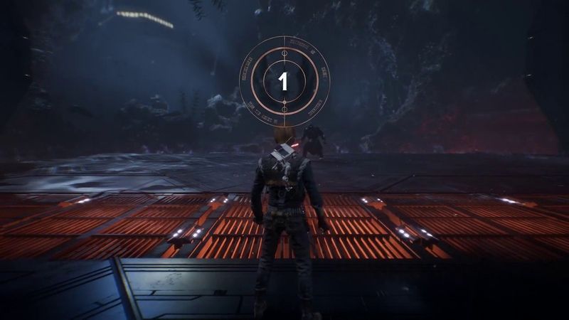 Jedi Fallen Order Fortress Inquisitorious Grandmaster Difficulty 3 Star Take No Damage