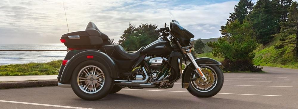 Более 12 000 трайков Harley-Davidson отзывают из-за риска отказа трэкшн-контроля