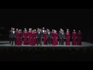 Выступление академического хора УрФУ им. Ельцина в Римини 2019 год _