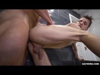 GayWire — My Step-Father Fucked Me — Killian Knox & Tom Bent