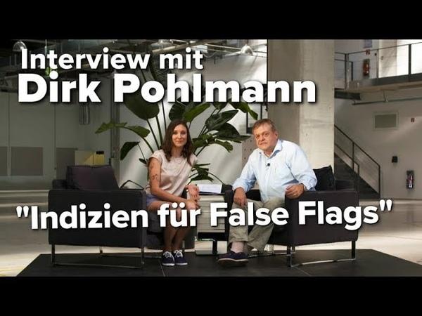 Interview mit Dirk Pohlmann: Woran man False Flag-Operationen erkennt
