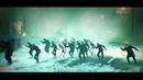 Танцующий зомби Гитлер