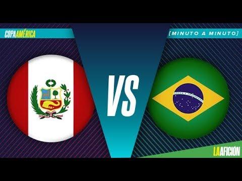 [29.11.2019] PERU VS BRASIL SUDAMERICANO SUB 15 EN VIVO