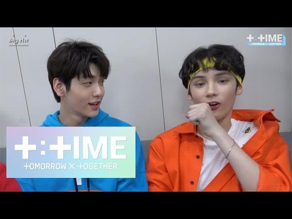 [T:TIME] SOOBIN's cute mistake - TXT (투모로우바이투게더)