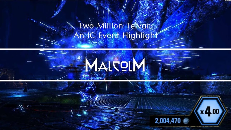 So I Fought in IC with 2 Million Tel Var Stones - ESO Magicka Sorcerer PvP