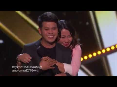 Marcelito Pomoy AGT Audition America s Got Talent Audition