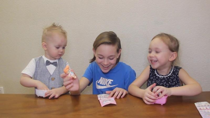 Распаковка Baby Secrets doll surprise от Zapf Creation Пупсики в памперсах меняют цвет в ванночке