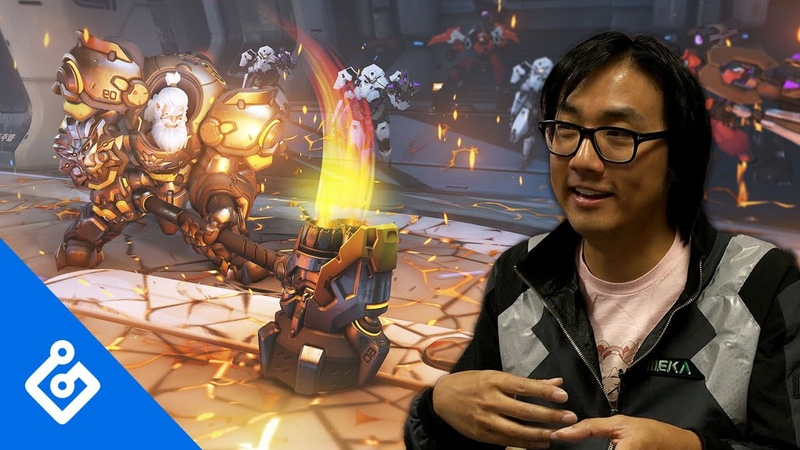 Inside Overwatch 2s Story With Lead Writer Michael Chu