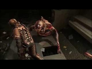 Dead Space 1 All Death Scenes (+ 18) [HD]