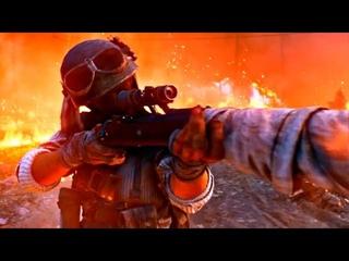 """Battlefield 5  Трейлер """"Огненный шторм"""" (Королевская битва) (2018)"""