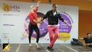 Wilmer y Maria Elegant Salsa Cubana with tricks Casino @ El Sol Warsaw Salsa Festival 2018