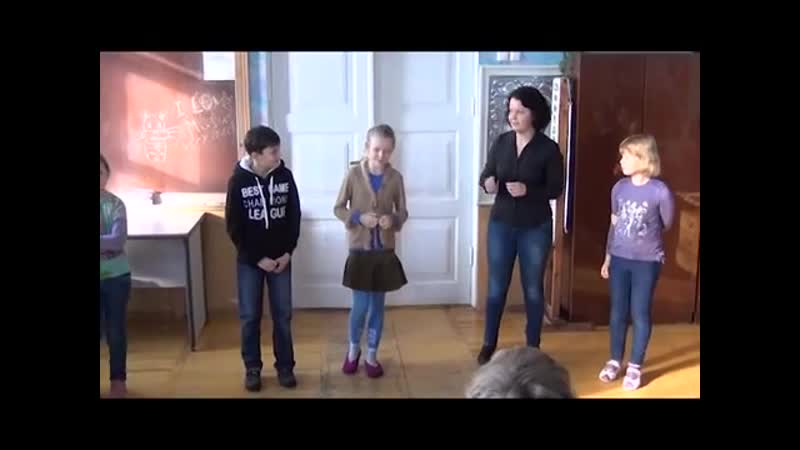 Мастер класс по актёрскому мастерству от Виктории Аминовой