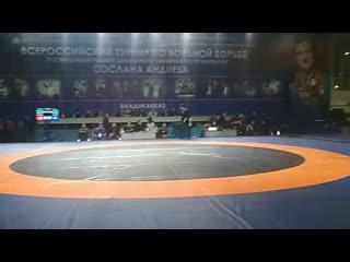 Андиевский финалы до 92 кг