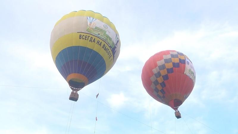 Фестиваль Небесные ласточки число желающих подняться в небо на воздушном шаре зашкаливало