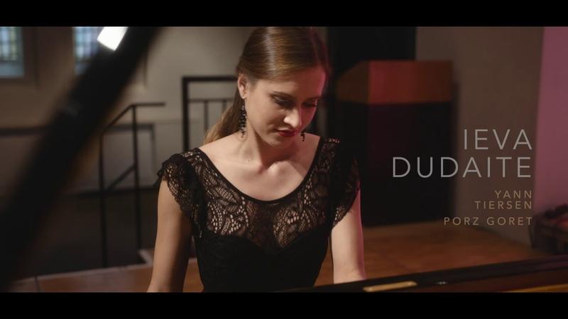 Ieva Dudaite Porz Goret Yann Tiersen