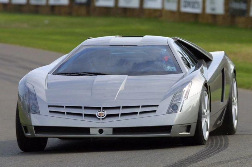 Cadillac Cien: красивый, быстрый, технологичный и почти серийный, изображение №2