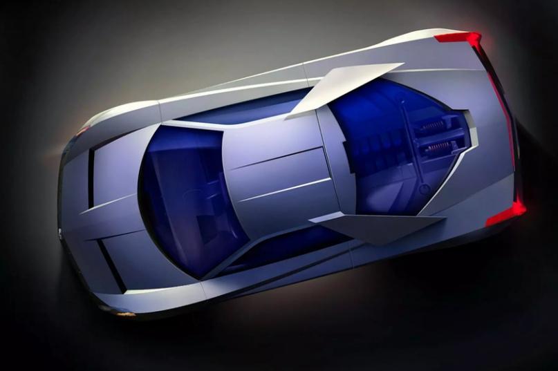 Cadillac Cien: красивый, быстрый, технологичный и почти серийный, изображение №3
