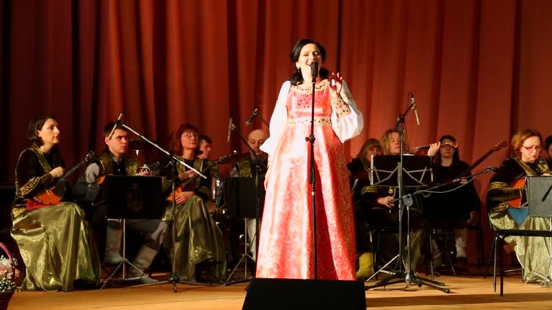Рыбушка Свадебная песня Ек. Баринова и ОРНИ Метелица