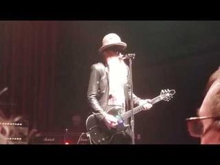 Billy Gibbons live full show Brooklyn Bowl Las Vegas 11/16/18