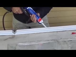 Пластиковые окна своими руками за 3 копейки