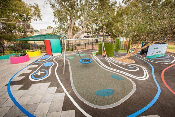 Suneden Sensory Playspace | Mitchell Park Australia | WAX Design