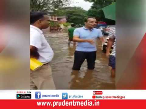 CAPITAL DELUGE : MLA CHANGES BUT NOT PANAJI'S FATE_Prudent Media Goa