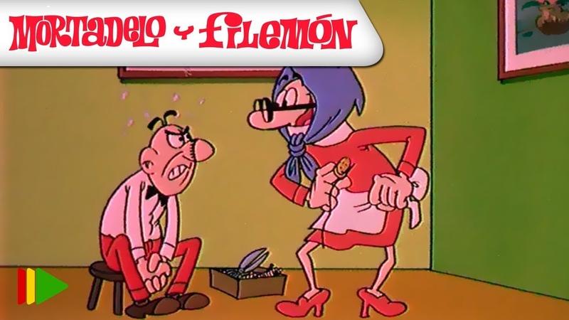 Mortadelo y Filemón - 23 - La máquina de copiar gente   Episodio Completo  