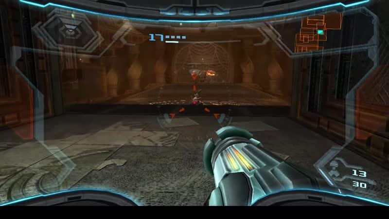 Metroid 7x21 Wii Metroid Prime 3.16 Explorando el Lado Este de Bryyo