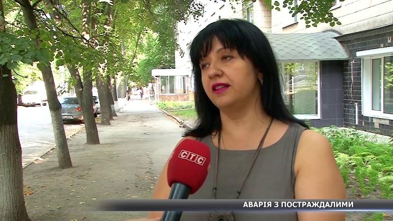 Поліцейський потрапив у ДТП аварія сталась у Шосткинському районі