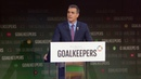 Goalkeepers 2019: Prime Minister Pedro Sánchez