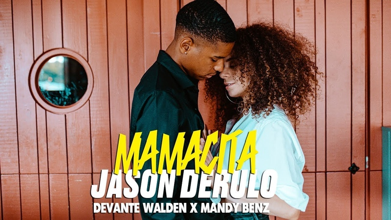 Jason Derulo - Mamacita | Devante Walden x Mandy Benz Choreography | orokanaworld