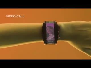 Это не часы - это СМАРТФОН! Смотрите ВИДЕО, делайте ВИДЕО-звонки прямо на своей руке!