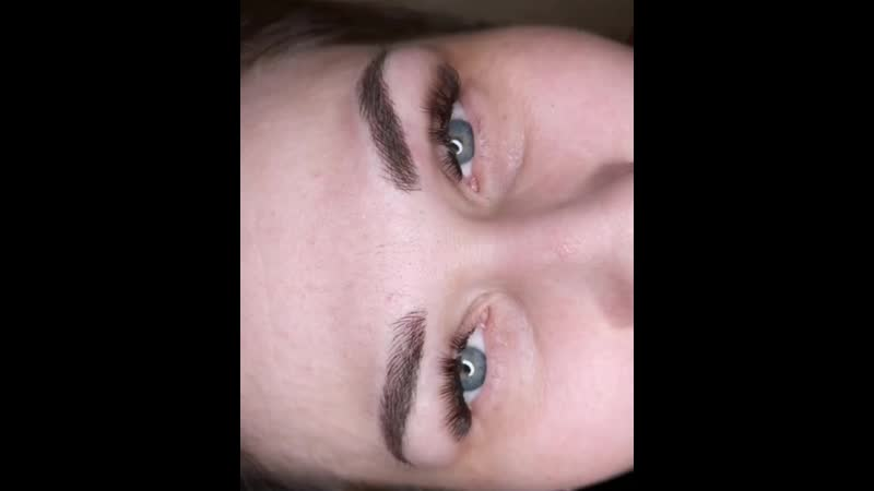 Реконструкция NATUREL BROWS AArefeva